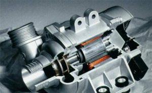 Электронный водяной насос BMW имеет так много преимуществ и может сэкономить топливо