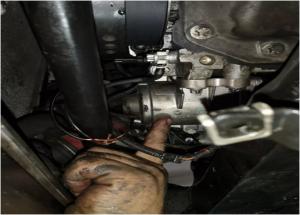 Метод замены электрического водяного насоса BMW